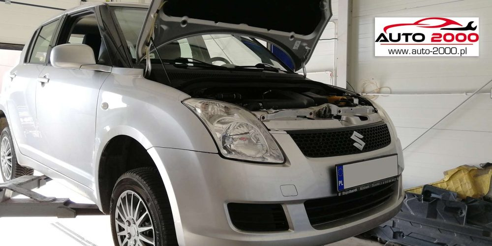 Suzuki Swift 2007r 1.3 did
