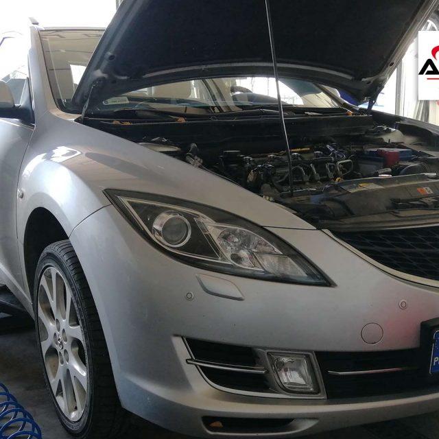 Regeneracja DPF Mazda 6 2.0 D 2009r