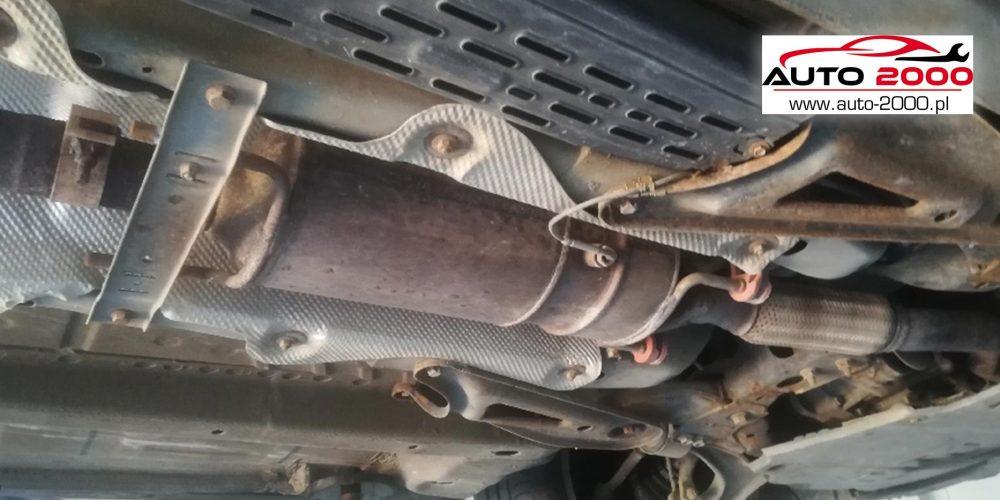 Fiat Bravo regeneracja filtra DPF